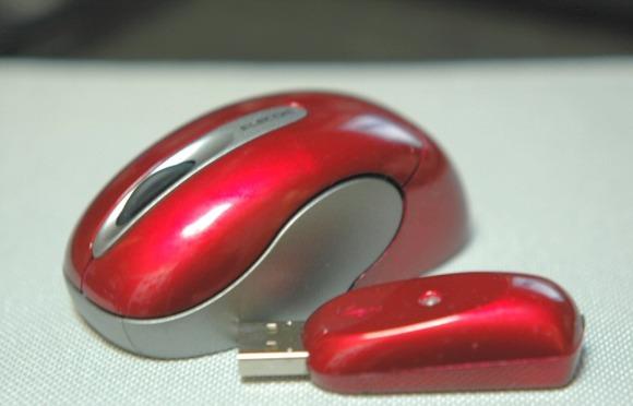 光学式ワイヤレスマウス